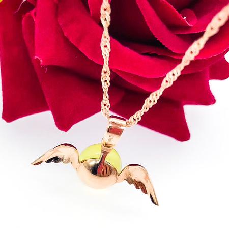 多米微创 天使之恋,天使之羽,这款天使翅膀锁骨链萌萌哒