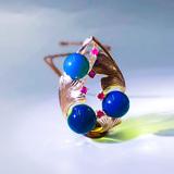 编号:WZ202M【时尚三珠】拉丝三珠款,时尚个性